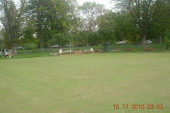 2011 Lawn Preparation