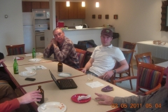 2011 Season opening meeting
